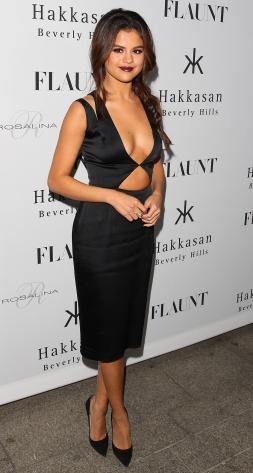 Hakkasan Beverly Hills Hosts Flaunt Magazine Issue Party with Selena Gomez And Amanda De Cadenet